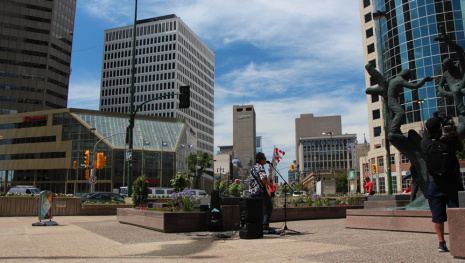Why  open  Portage  and  Main?