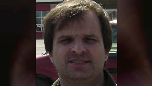 Missing Winnipeg Man