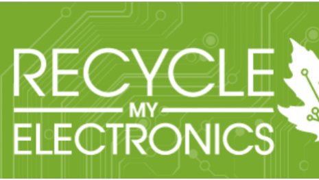 Recycle My Electronics Program