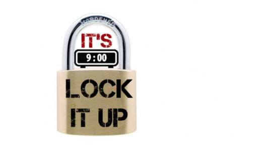 Brandon Police - It's 9 O'clock - LOCK IT UP Campaign
