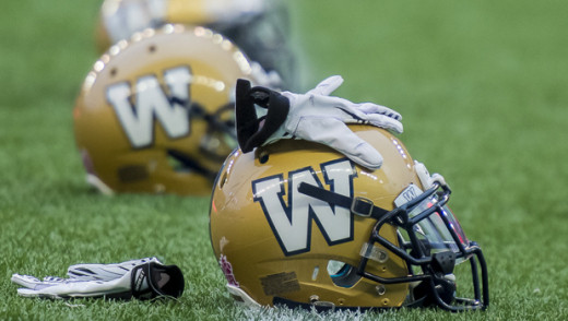 Seven Blue Bombers Named West Division All-Stars