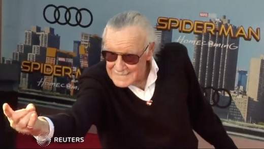 Stan Lee Dead at Age 95