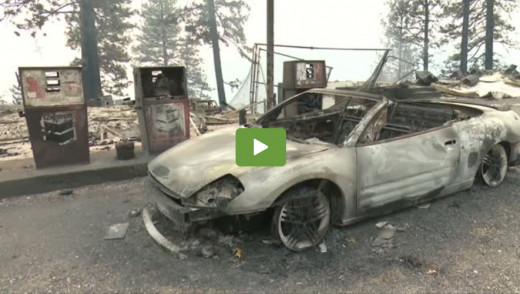 Camp Fire Becomes California's Deadliest with 42 killed