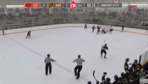 12-Game Losing Streak Ends for Manitoba