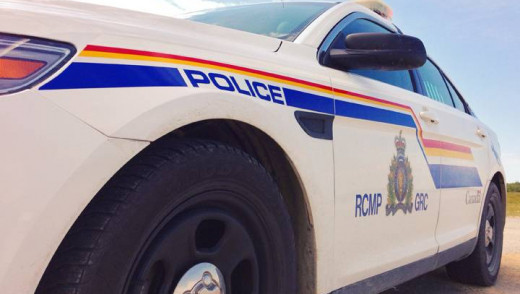 RCMP Investigate Homicide in Oxford House