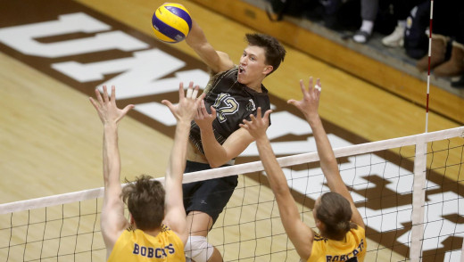 Bison Men's Volleyball to Host 2020 U SPORTS National Championship