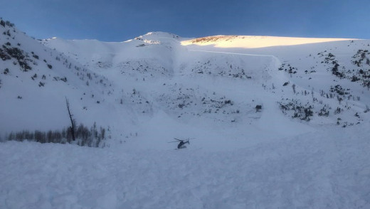 Snowmobilers Perish in Avalanche