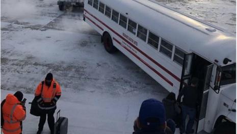 250 Passengers Stranded in Labrador