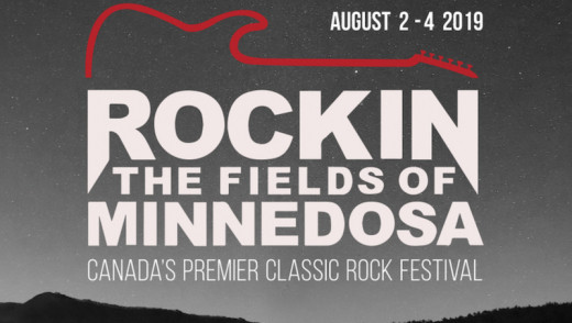 Rockin the Fields of Minnedosa Rock Festival