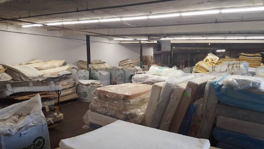 New Mattress Recycling Program