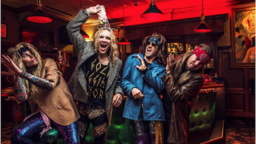 Steel Panther Coming to Winnipeg