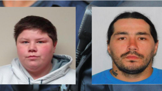 Bruce and Roulette on Winnipeg Most Wanted List
