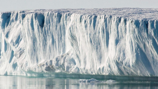 Research Links Shrinking Sea Ice to Less Rain in South