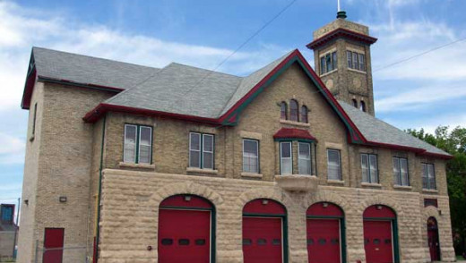 136 Years of  Winnipeg Firefighters