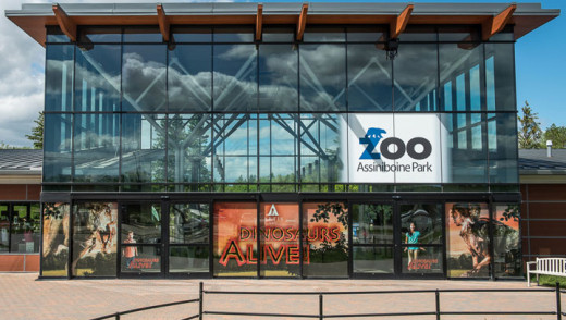 Volunteer This Summer at the Assiniboine Park Zoo.