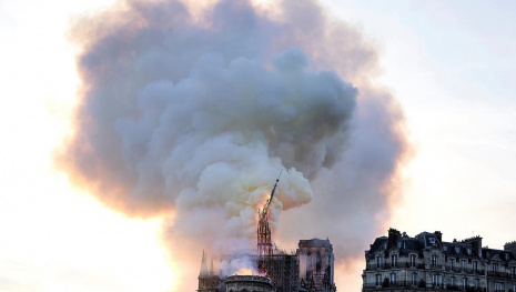 Notre Dame Fire Touched People Everywhere