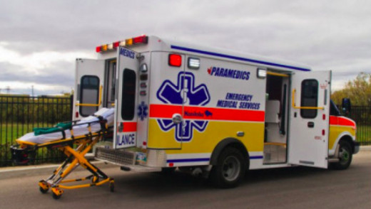 82 Year-Old Manitou Woman Killed in Highway Accident
