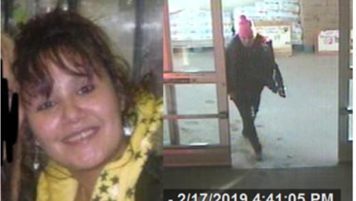 MISSING - 38 Year-Old Cynthia Parisian