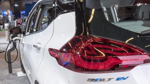 Electric Cars Get New Federal Rebates