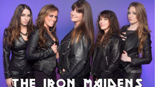 Iron Maidens Tribute Band Returns to Winnipeg