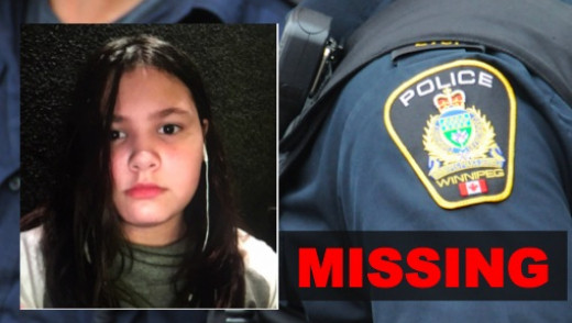11-Year-Old Girl Missing