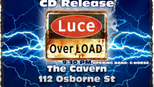 LOAD Holding Much Anticipated CD Release Party Friday In Osborne Village