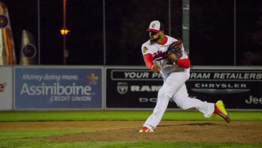 Capellan Makes History in Series Win Over Saints