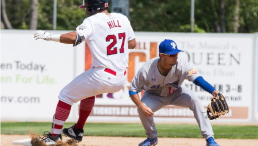 Saints March over Goldeyes to Take Series
