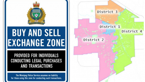 Police Add Buy and Sell Zones