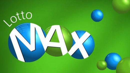 Winning Lotto Max Numbers for Tuesday, August 20