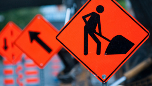 Northbound Stadacona Street Closed This Weekend