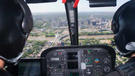 Air1 Stops Vicious Assault with Siren