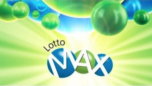 Lotto Max Winning Numbers for Tuesday, October 15