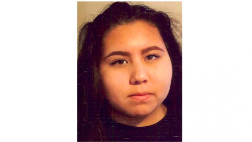 RCMP Think 17-Year-Old Missing Girl May be in Winnipeg