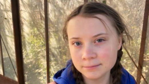 Greta Thunberg's Wager