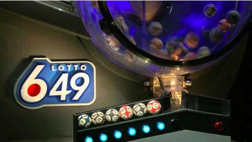 $100,000 Winning Lotto 649 Ticket Sold on Prairies