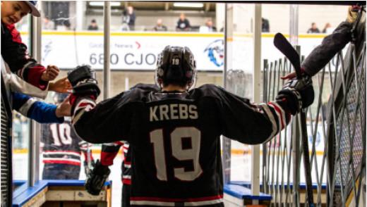 Winnipeg Ice Win at Home, Watch Highlights