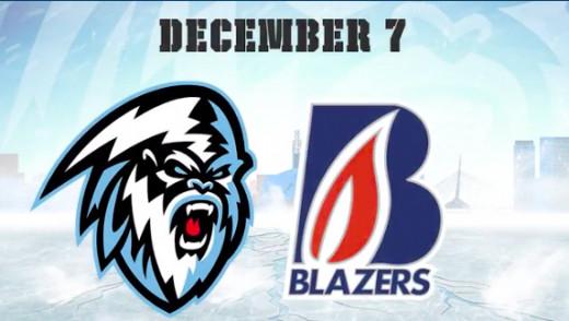 Winnipeg Ice Make it 7 Straight Wins at Home