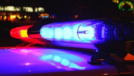 Knife-Wielding Suspect Threatens Driver