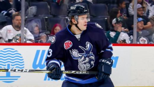 Manitoba Moose Recall Jacob Cederholm