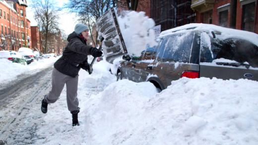 Winnipeg Snow Route Parking Ban