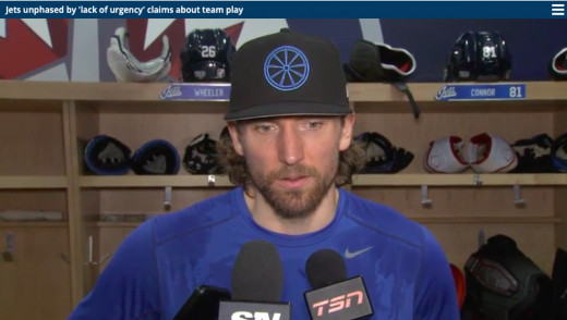 Winnipeg Jets Not Worried by Comments