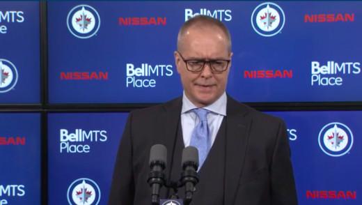 Lightning Strikes 7 Times in Winnipeg