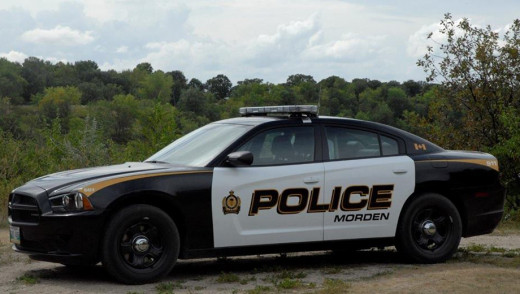 Morden Police Stop Home Invasion Before it Started