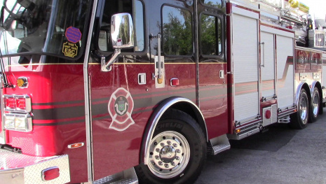 No Injuries in Charleswood Fire