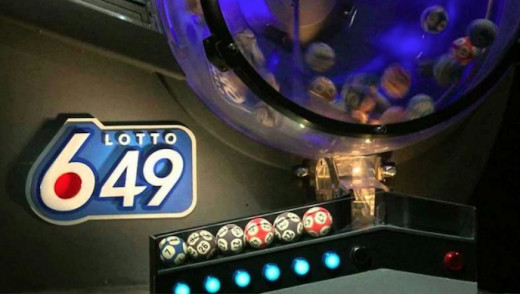 Lotto 649 Winning Numbers for Wednesday, February 19