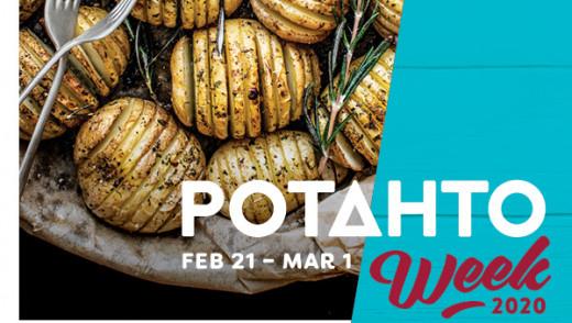 Potahto Week 2020 on Now