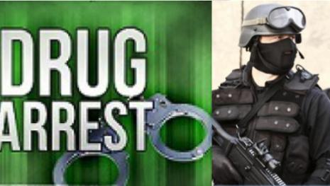 Police Seize Drugs Worth $300,000