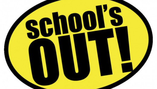 School's Out in Manitoba