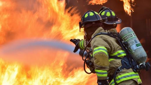 DEADLY FIRE NEAR BRANDON